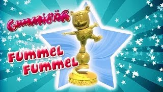 Gummibär - Fummel Fummel Gummibär  - World Cup Soccer Song German Funny Gummy Bear Germany