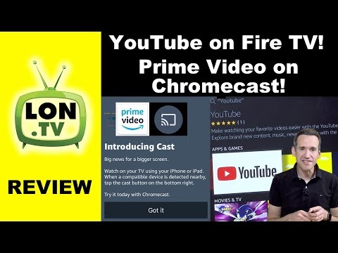 The War Is Over! Amazon Prime Video On Chromecast - YouTube On Fire TV