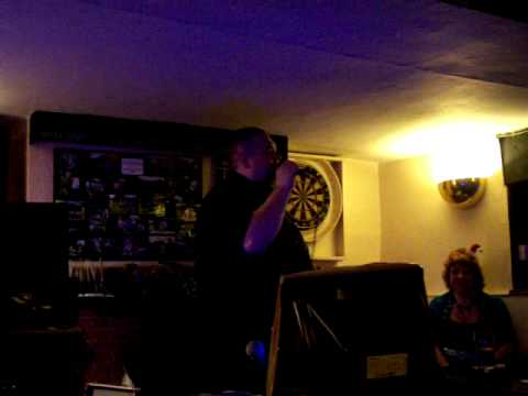 Mark D  - Garys karaoke - first, last, my everything