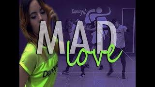 Mad Love - Sean Paul, David Guetta ft. Becky G | Carlos Briceño Choreography | DANCEFIT ACADEMY