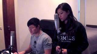"""Almost is Never Enough"" - Ariana Grande & Nathan Sykes Cover by Cilla & Howard Chan"