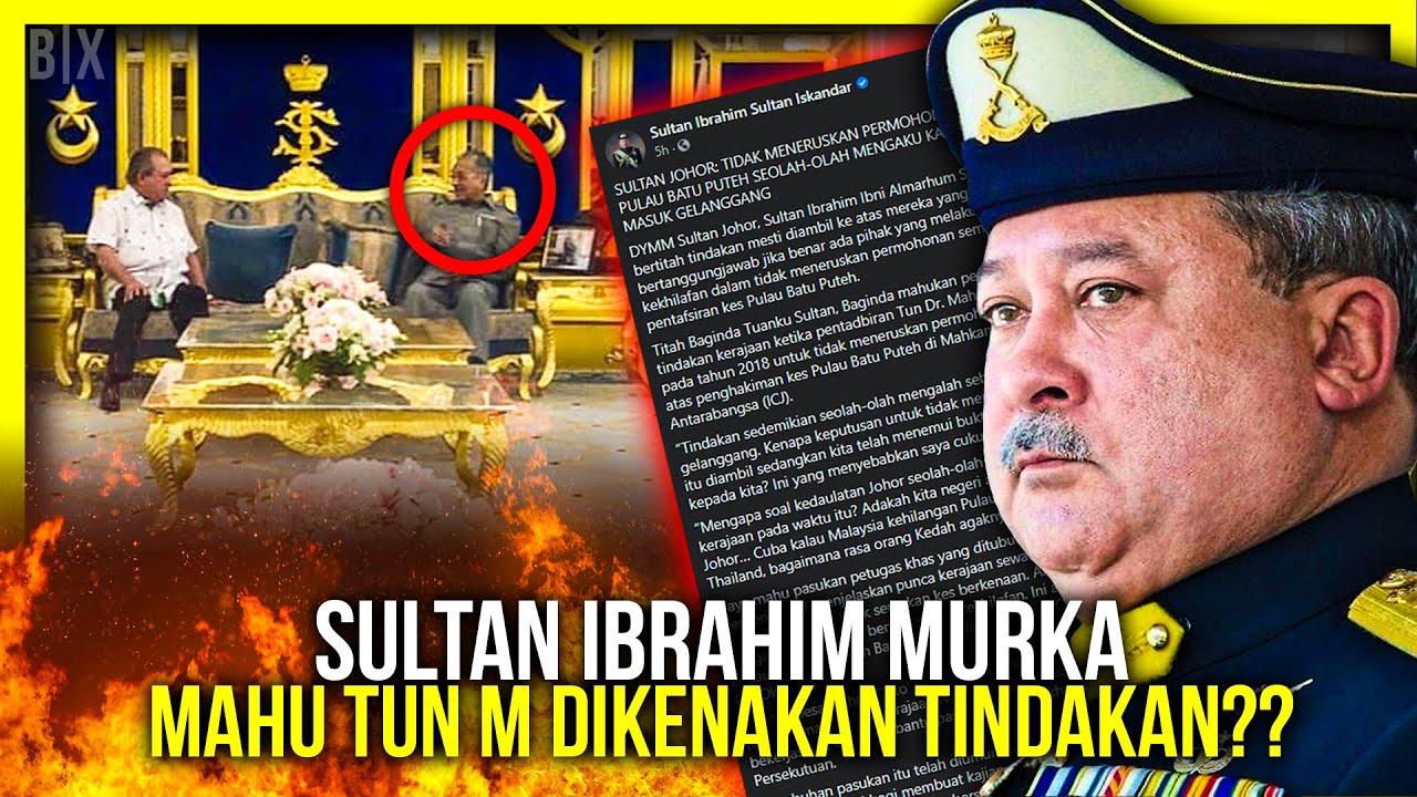 Download NETIZEN 525 | GEMPAR!! SULTAN JOHOR MURKA, MAHU AMBIL TINDAKAN PADA MAHATHIR ?