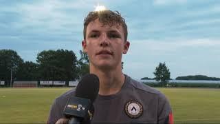Udinese - San Luigi 9-2   12 Agosto 2019   Intervista Post Partita Oviszach