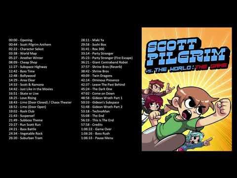Scott Pilgrim vs. the World: The Game Full OST