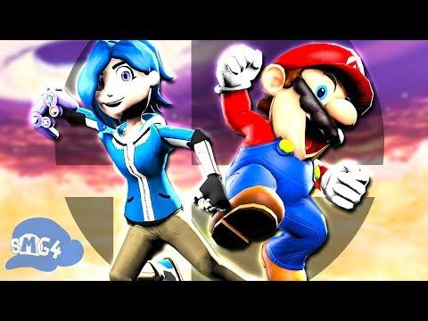 SMG4: War On Smash Bros Ultimate
