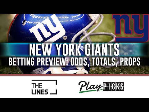 New York Giants 2020 NFL Sports Betting Preview | Betting Picks, Sportsbook Best Odds