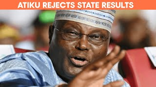 Atiku/PDP to Challenge Election Results in 11 States