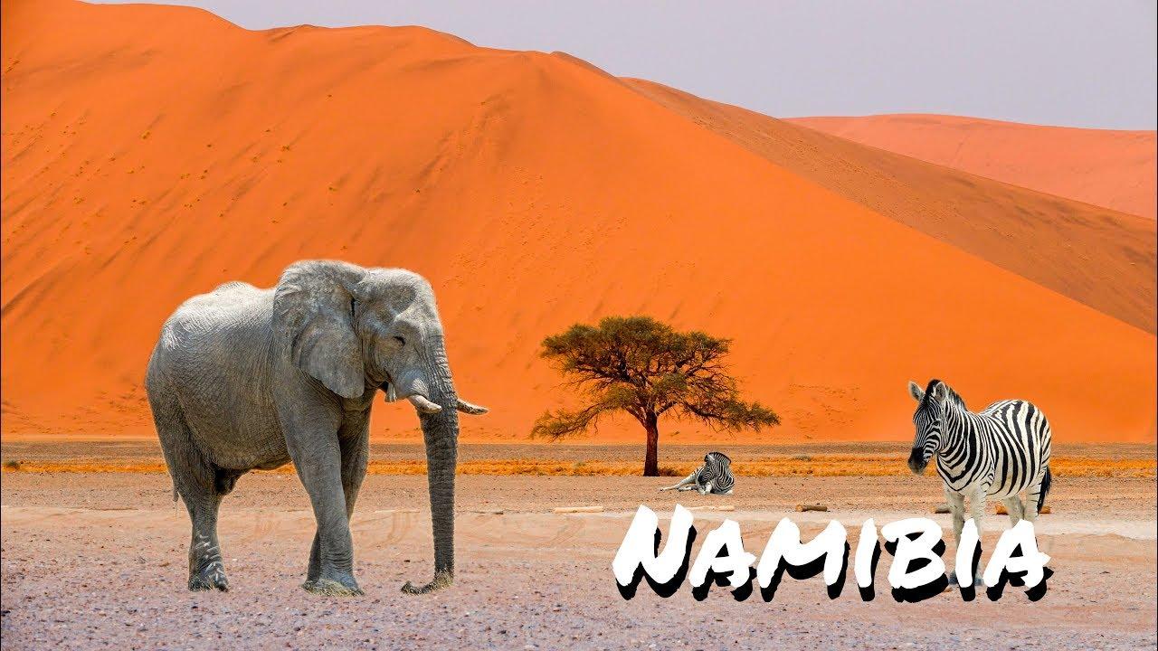 Unsere Namibia-Reise 2017