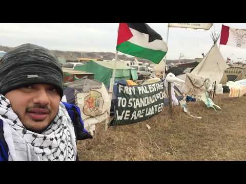 From Palestine to Standing Rock