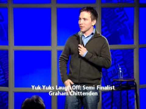 Graham Chittenden - April 26, 2009 - Winner