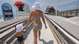 SoWal Beach Access - Dune Allen at Dune Allen, Florida
