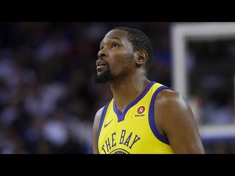 Kevin Durant Injured His Ribs and Is Out for 2 Weeks!