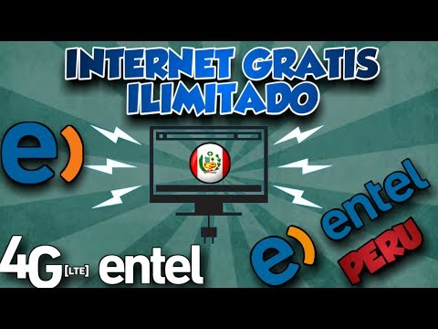 Internet gratis ilimitado entel peru junio 2017 | Hacker Operadicto 2