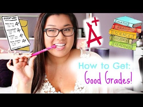 How To Get Good Grades