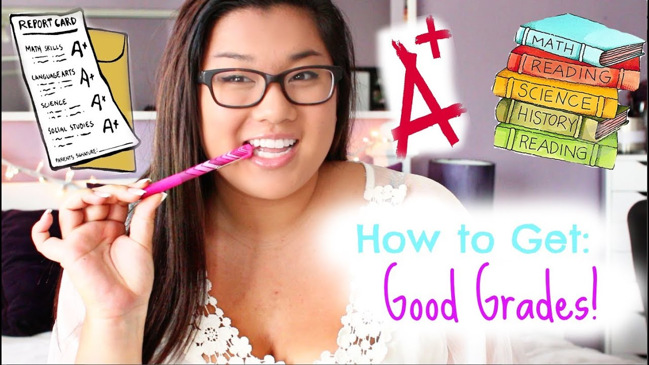how to get good grades youtube