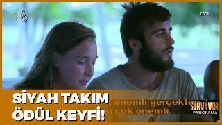 Siyah Takım'ın Ödül Keyfi - Survivor Panaroma 76. Bölüm