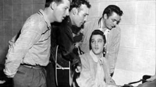 On The Jericho Road / Little Cabin Home on The Hill - The Million Dollar Quartet