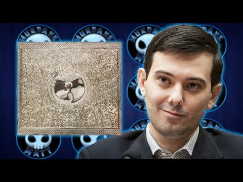 Federal Prosecutors want Martin Shkreli to forfeit Wu-Tang album