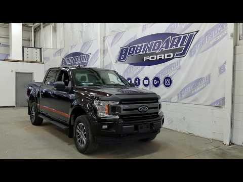 Pre-owned 2018 Ford F-150 XLT 302A W/ 3.5L Ecoboost, Auto Start Stop Overview | Boundary Ford