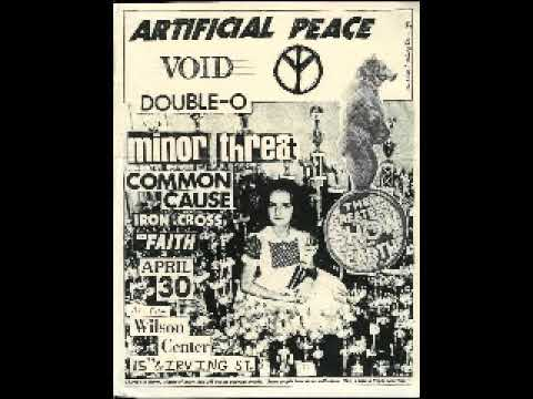 Minor Threat - Live @ Wilson Center, Washington, DC, 4/30/82 [SOUNDBOARD]