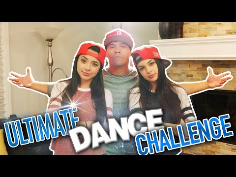 ULTIMATE DANCE CHALLENGE: MERRELL TWINS