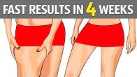 5 Simple Exercises to Lose Thigh Fat Fast