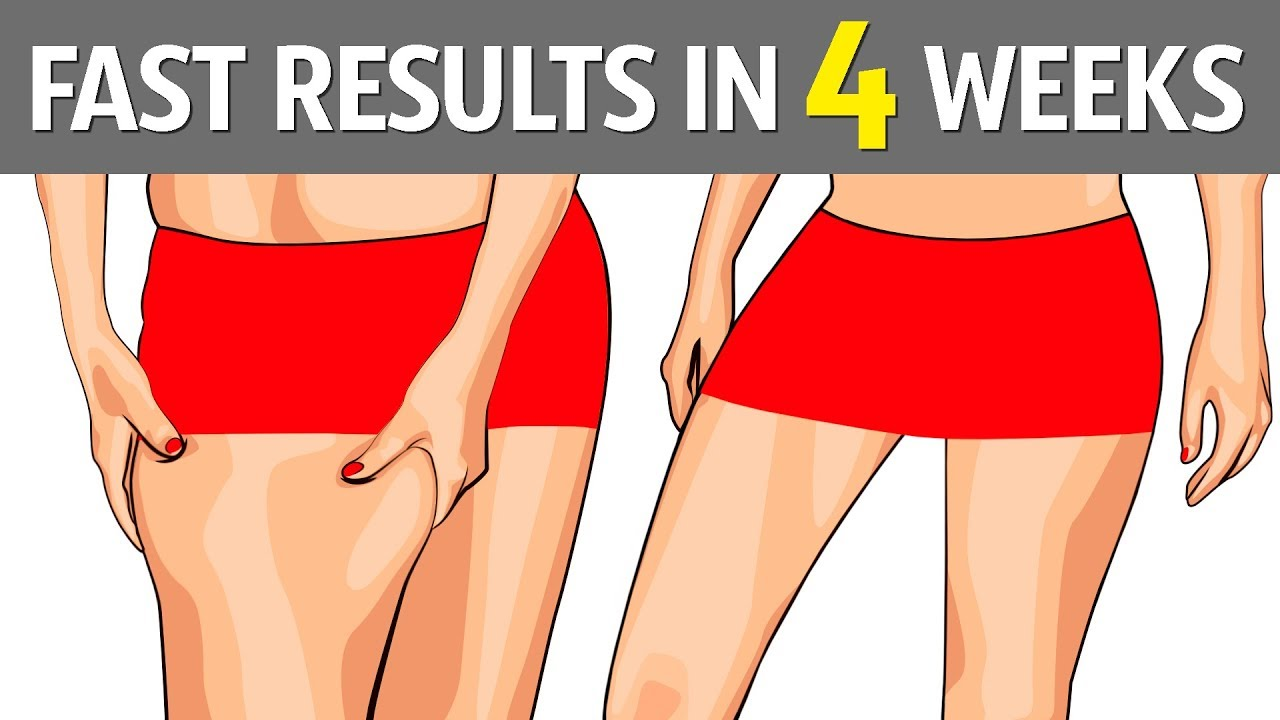 Leg exercises to burn belly fat