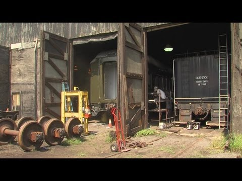 My Ohio: Railway Perservation Society in Cleveland