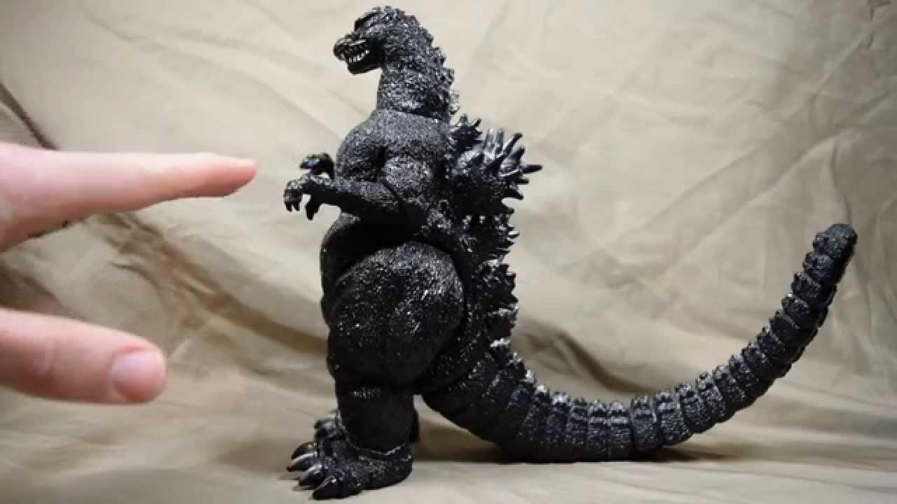 Bandai Japan 8 Quot 1991 Godzilla Youtube
