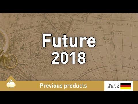 Vorstellung des Metalldetektors Future 2018