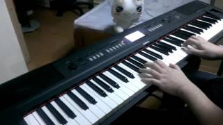 分手後不要做朋友 梁文音(Rachel Liang ) 鋼琴Piano Cover. (回到愛以前片尾曲)