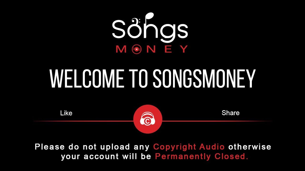 Songsmoney India's No 1 Website || Song Upload & Start Income || Free  Income on Audio Songs