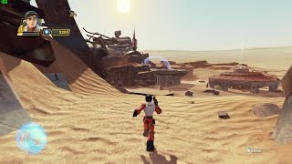 Disney Infinity 3.0: Gold Edition ★ GAMEPLAY ★ GEFORCE 1070