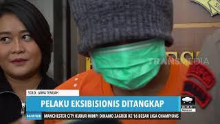 PELAKU EKSIBISIONIS DI KOS WANITA DITANGKAP | REDAKSI PAGI (12/12/19)