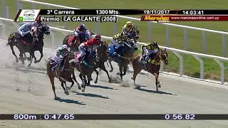 Vidéo de la course PMU PREMIO LA GALANTE (2008)