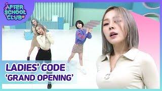 [After School Club] LADIES' CODE(레이디스 코드)'s Grand Opening _ …