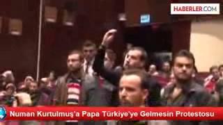 AK Parti Basbakan Yardimcisi Numan Kurtulmus