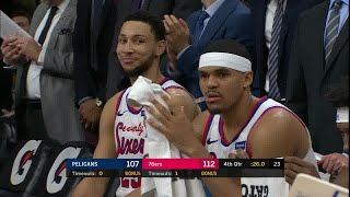 Ben Simmons Full Play vs New Orleans Pelicans | 12/13/19 | Smart Highlights