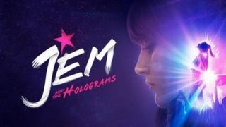 Jem and the Holograms (available 05/01)
