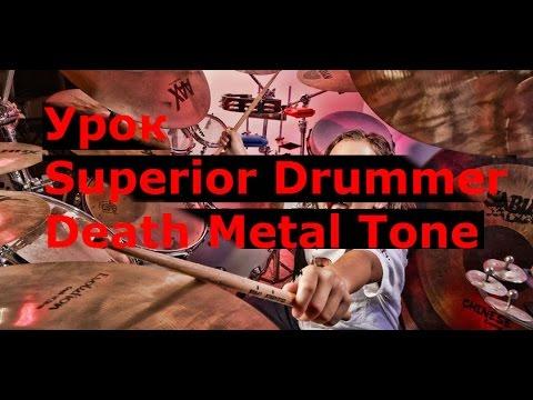 death metal tone