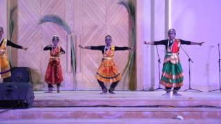 Tamil community Dance @ our lady rosary church Doha Qatar