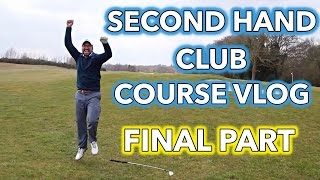 """SECOND HAND CLUB CHALLENGE - FINAL PART - """"Oh my god, have you ever seen anything like it!"""""""