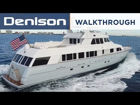 Delta Marine 122 SOC [Yacht Tour]