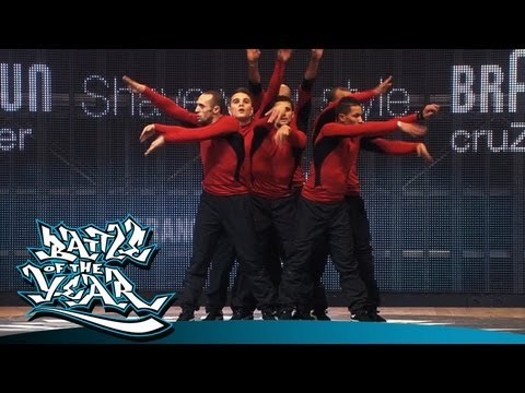 BOTY 2012 - SHOWCASE - VAGABONDS (FRANCE) [OFFICIAL HD VERSION BOTY TV]