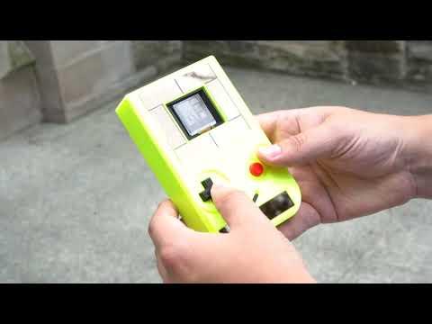 Battery-free Game Boy runs forever