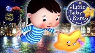 Twinkle Twinkle Little Star | Part 4 in Hong Kong | Nursery Rhymes | by LittleBabyBum!