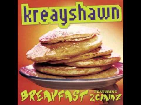 Клип Kreayshawn - Breakfast (Syrup) (feat. 2 Chainz)