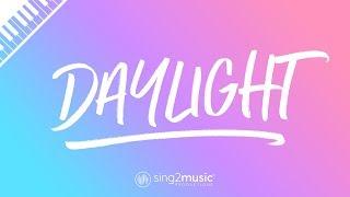 Daylight (Piano Karaoke) Taylor Swift