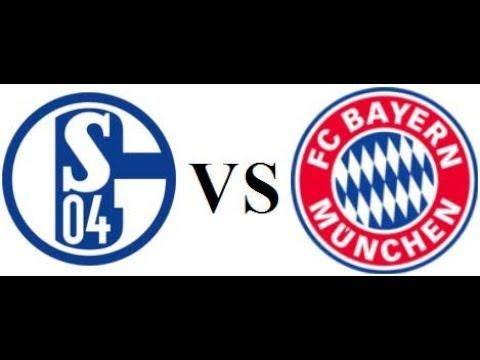 Bayern München vs Schalke| 1983-1984 (Halbfinale)