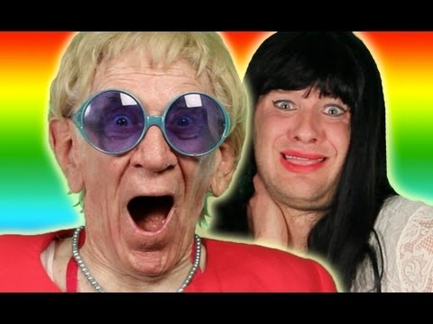 Katy Perry - The One That Got Away Parody - My Grandpa's Super Gay